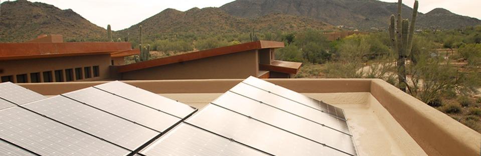 Cave Creek, AZ solar projects