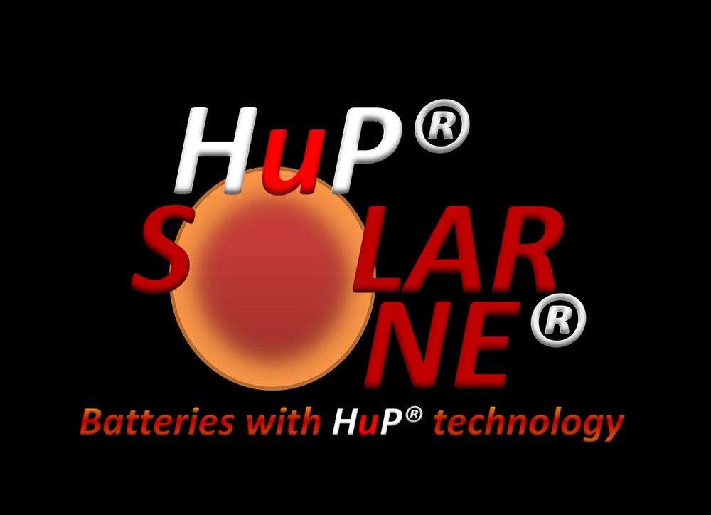 HUP solar one logo