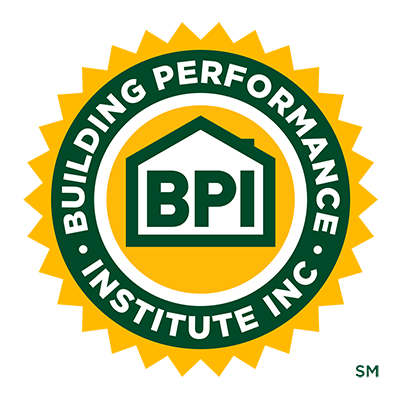 Building Performance Institute bpi seal