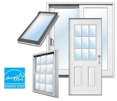 energy star doors and windows
