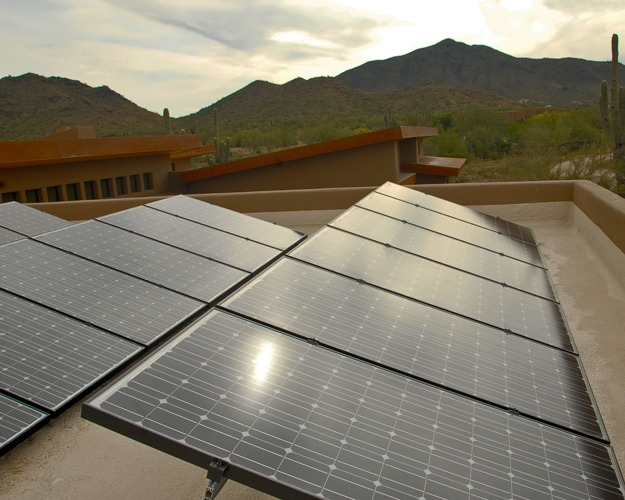 cave creek Solar Projects