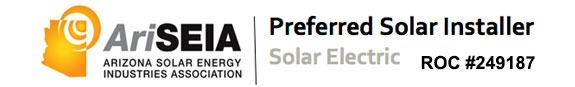 Ari Seia Preferred Solar Installer