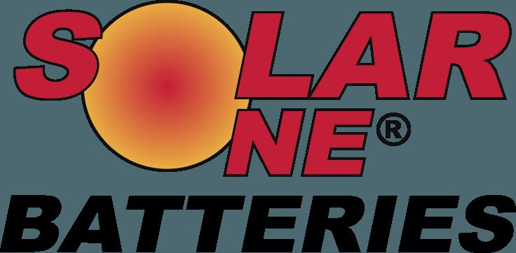 solar one batteries logo