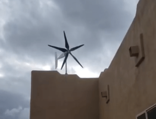 Wind Power in Arizona