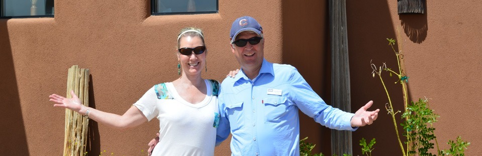 southface solar testimonial - Tracy & Bucky Marshal