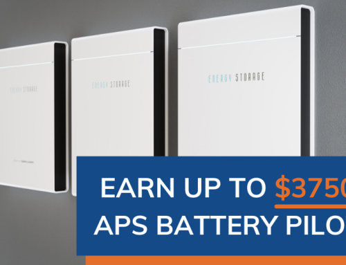 Earn Up to $3,750 in Solar Battery Incentives with the New APS Residential Battery Pilot